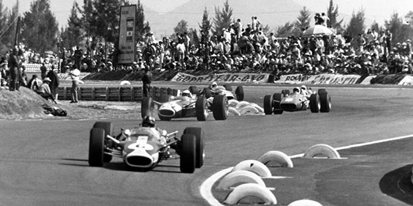 Classic Mexican Grands Prix