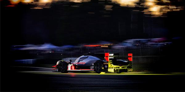 Penske steals Petit Le Mans show