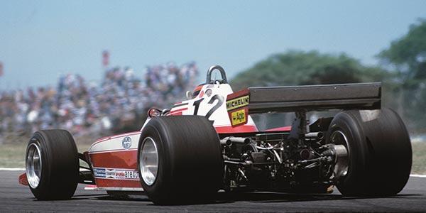 Myth Maker: Ferrari 312T3
