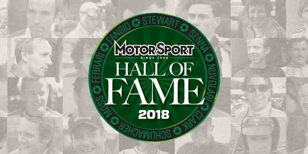 Hall of Fame 2018 nominees announced