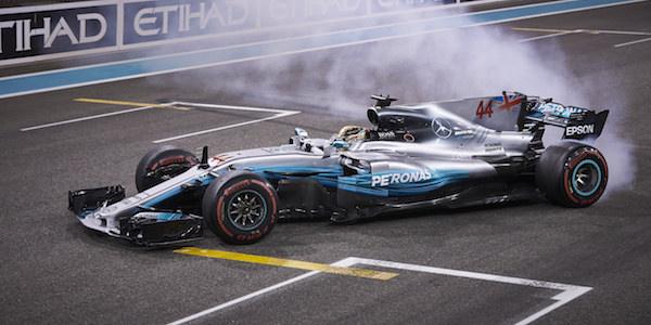 Lewis Hamilton names three biggest rivals