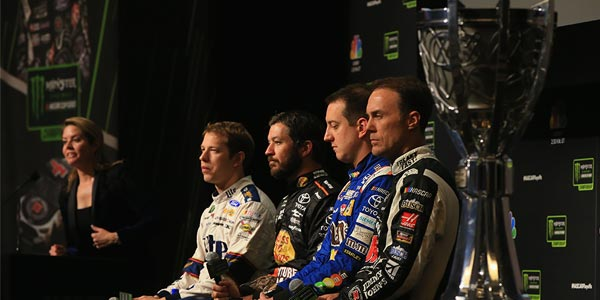 NASCAR's finale: the fury and fireworks