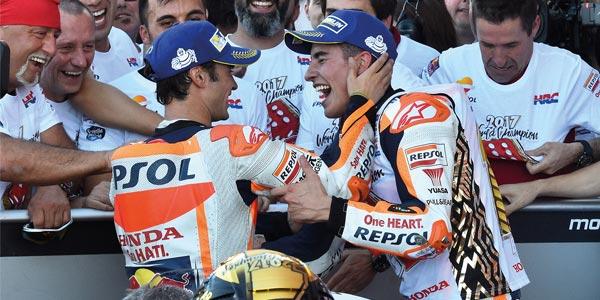 Rider insight: Valencia MotoGP