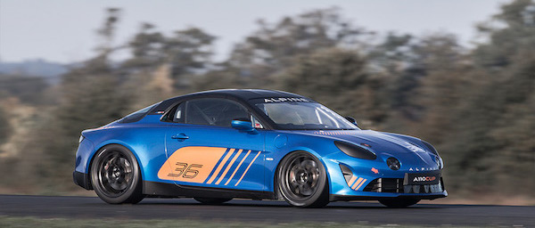 Could the Alpine A110 go GT4?