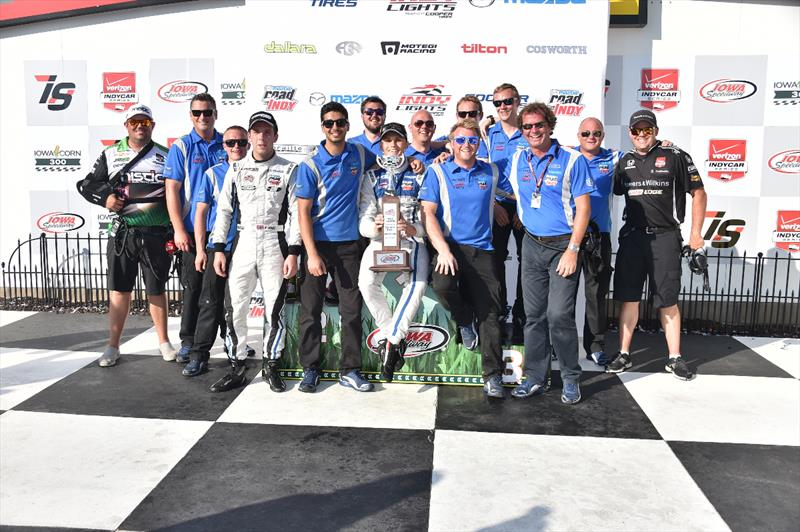 Carlin: Our IndyCar expectation is to win