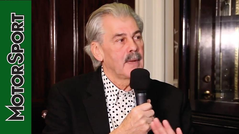 Gordon Murray: Royal Automobile Club talk show