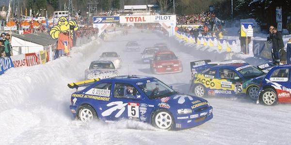 Chamonix 1998: Mansell's icy comeback