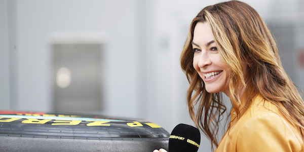 Suzi Perry to host Motor Sport Hall of Fame