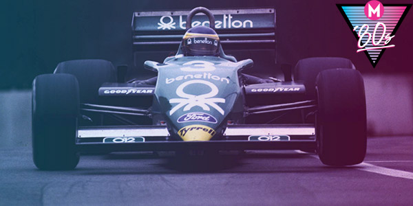'80s month: Last of the DFV F1 family winners