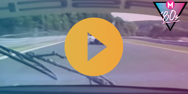 '80s month: Watch the Porsche 956 at Spa