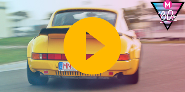 '80s month: RUF CTR 'Yellowbird'