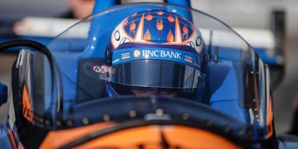 IndyCar tests F1 halo alternative