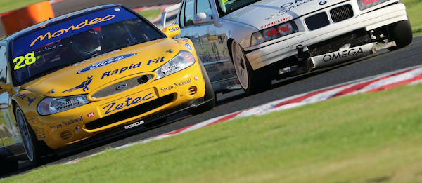 Gallery: Anthony Reid BTCC Ford Mondeo