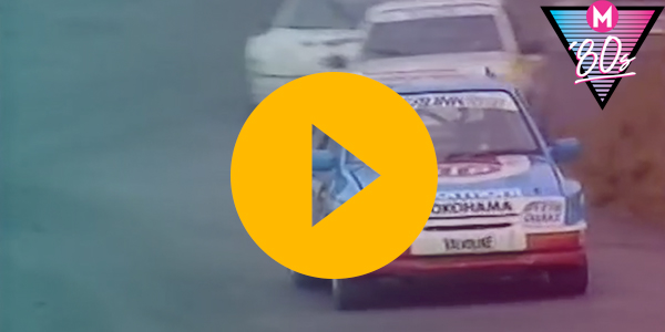 '80s month: Brands Hatch Rallycross GP
