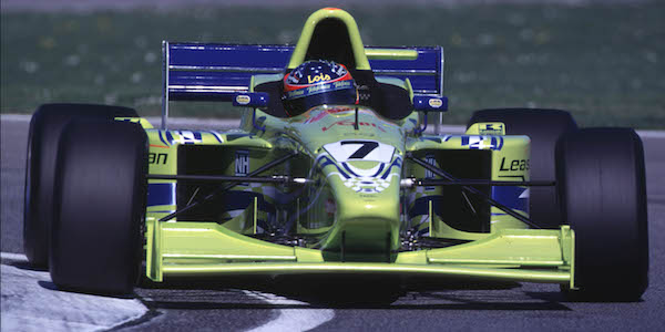 Silverstone 2000: Meeting Fernando Alonso