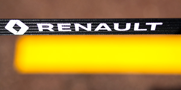 Renault reveals RS18 F1 car