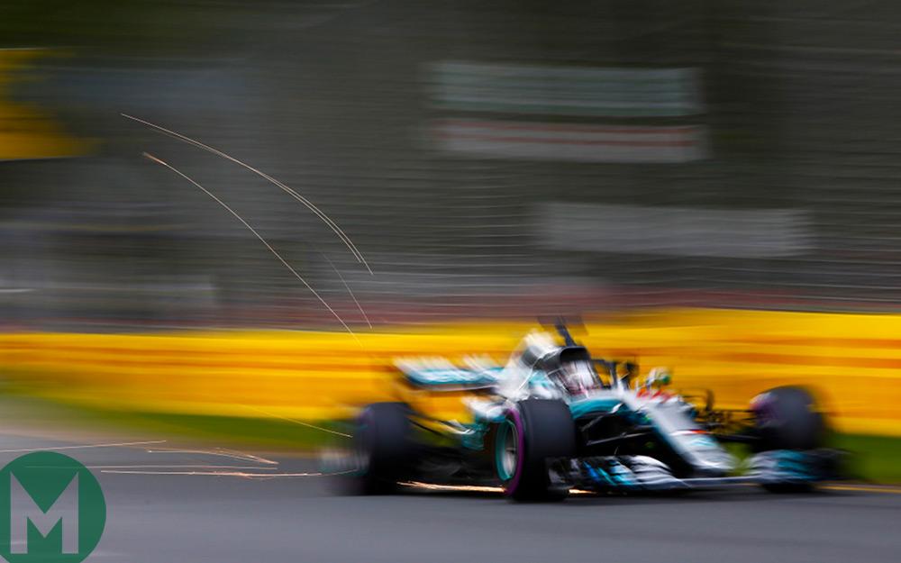 Hamilton vs 'party mode'
