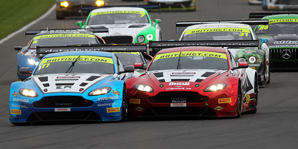 British GT has bucked the trend