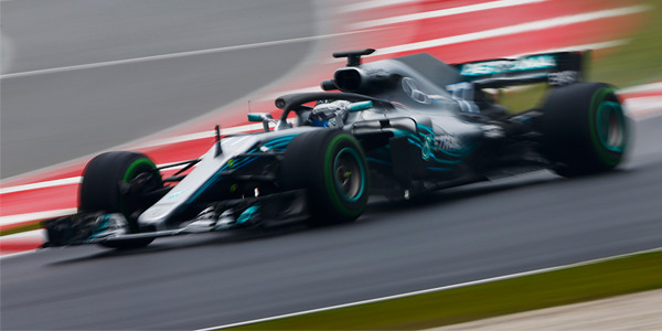 F1 testing: Inside the times