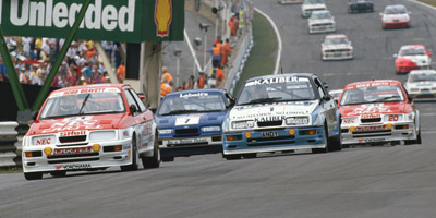 Ford RS500 Cosworth – Hall of Fame 2018 nominee
