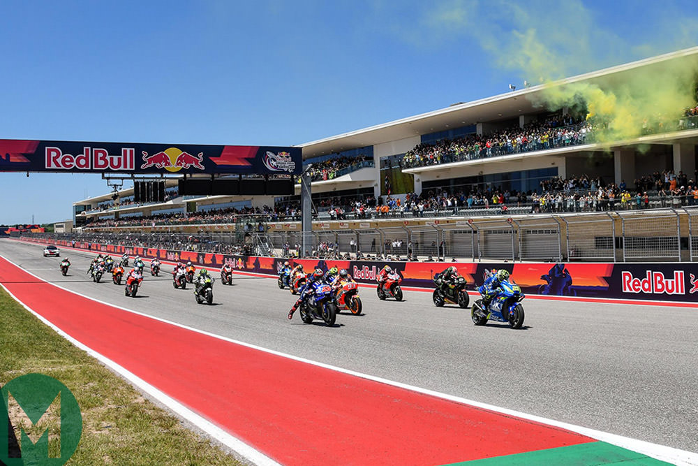 Rider insight: 2018 Grand Prix of the Americas