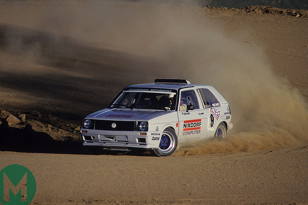 VW's unfinished business at Pikes Peak