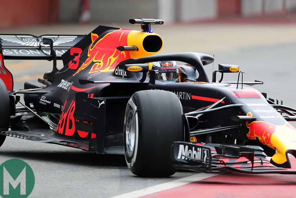 F1 2019: simple aero, better racing?