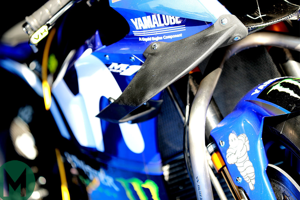 The end of MotoGP aero?