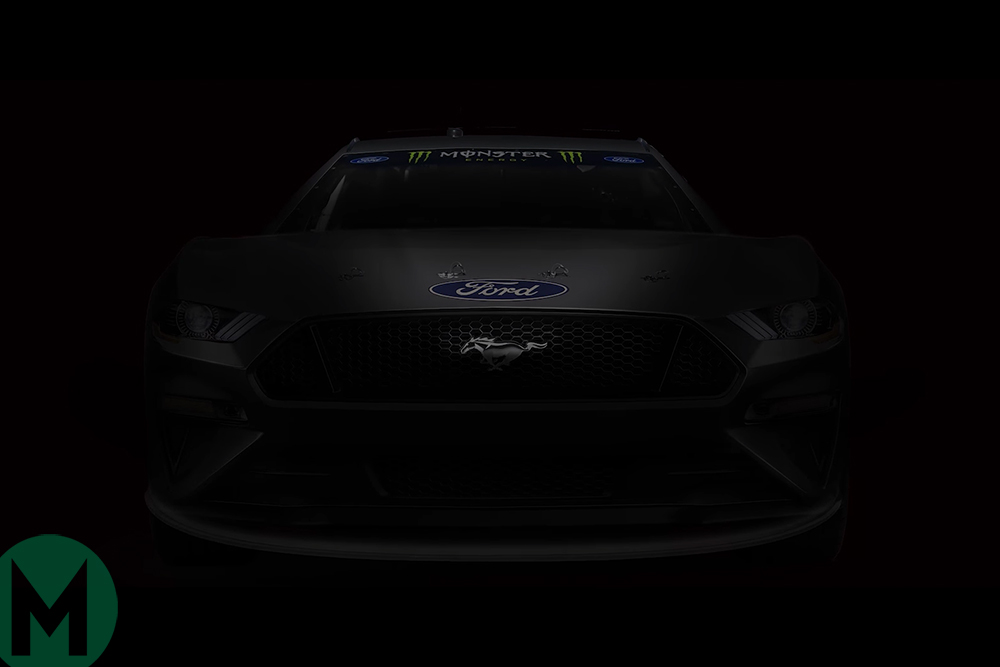 Ford to roll out Mustang for NASCAR 2019
