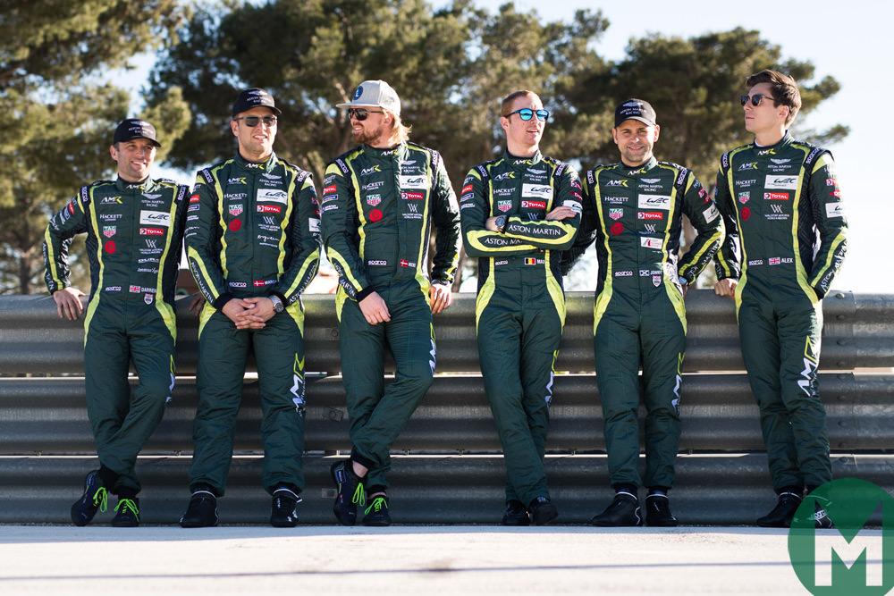 Aston Martin fields full works squad for Nürburgring