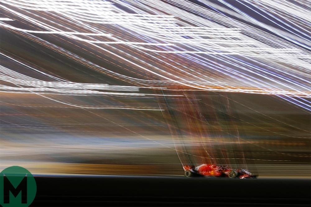 Sebastian Vettel beats Mercedes pair to win Bahrain F1 GP