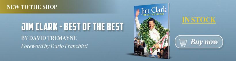 Jim Clark, 50 years on