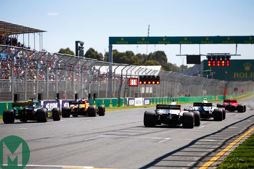 Are teams ready for F1 changes?