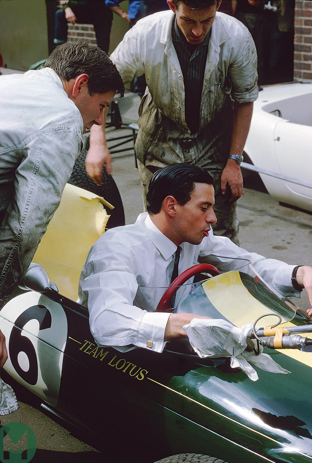 Jim Clark – The best of the best, extract #4