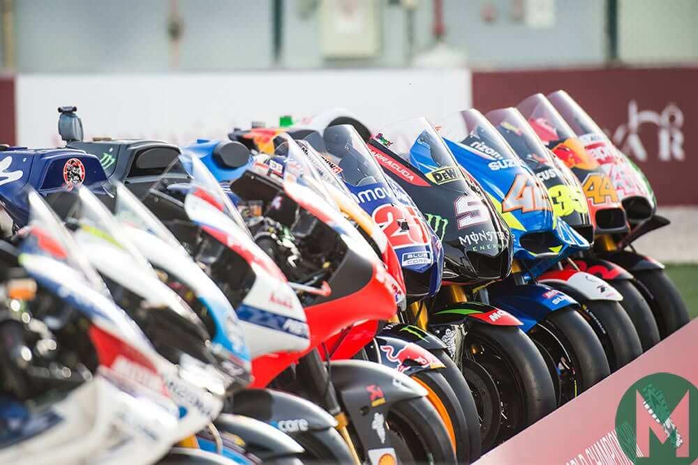 MotoGP's roulette wheel