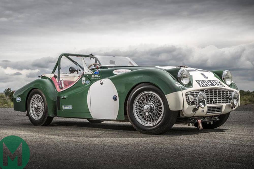 Gallery: 1959 Triumph TR3S Le Mans Tribute