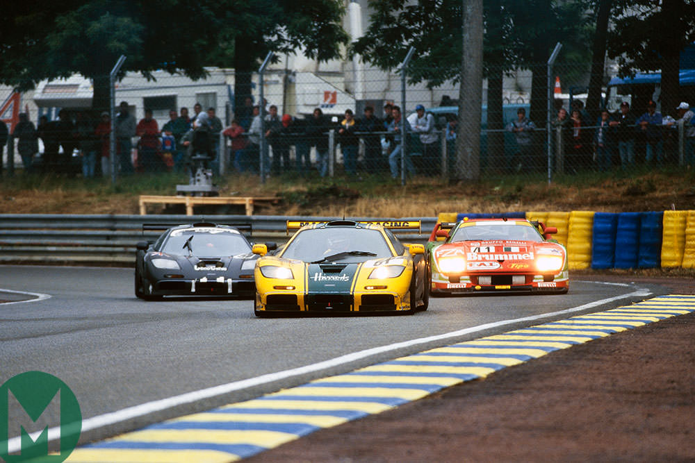 GTP category could resurrect sports cars