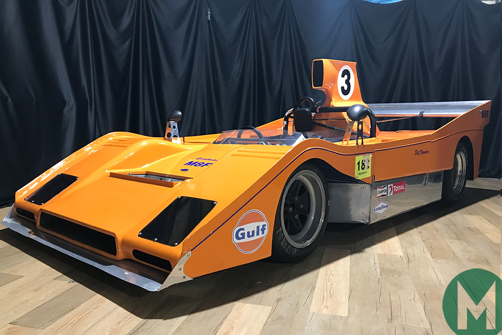 Star cars at Lloyds Auctions
