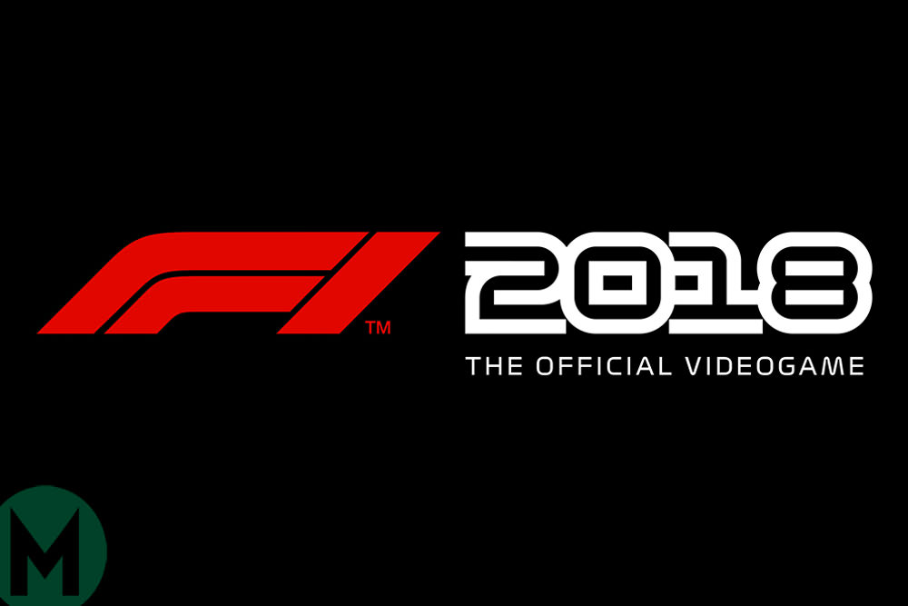 F1 2018 game launch date revealed