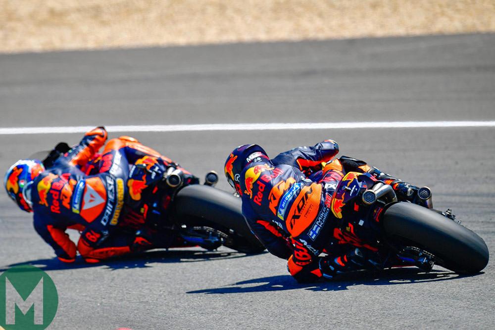 MotoGP's next electronics ban