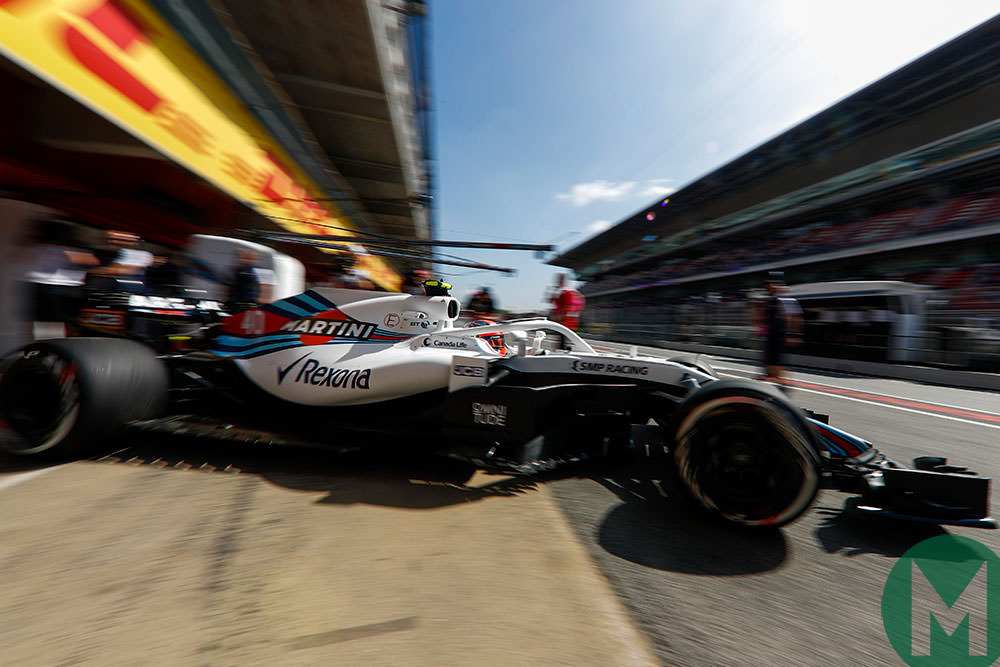 'Miracles will not happen' says Kubica after F1 practice