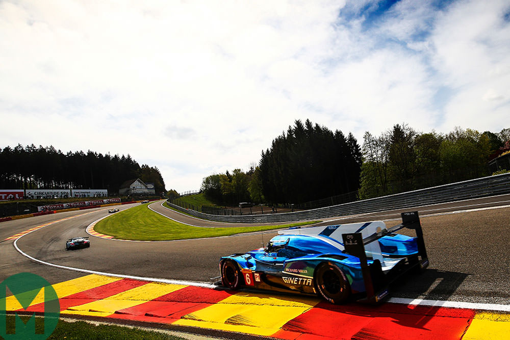 Manor pulls out of Spa 6 Hours
