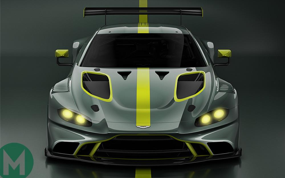 Aston Martin reveals 2019 GT3 and GT4 Vantage