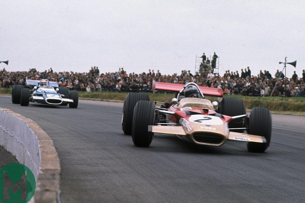 Watch: 1969 British Grand Prix