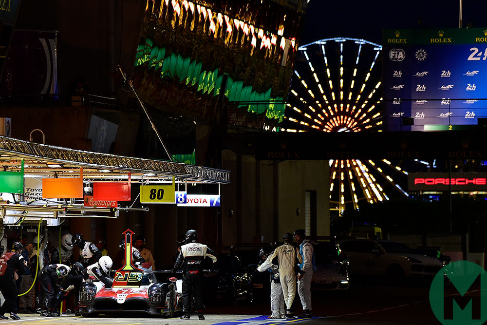 Reflections from Le Mans 2018