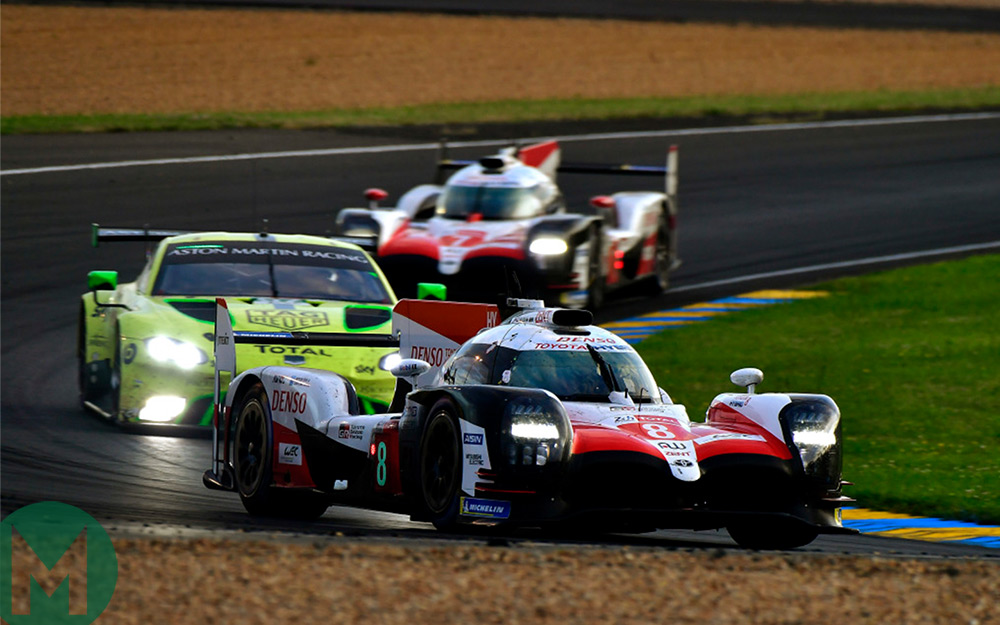 Updated: Toyota's Alonso, Buemi and Nakajima win 2018 Le Mans