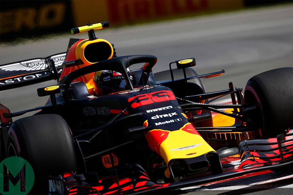 Canadian Grand Prix: Verstappen fastest in FP1