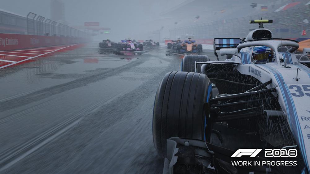 F1 2018 first impressions