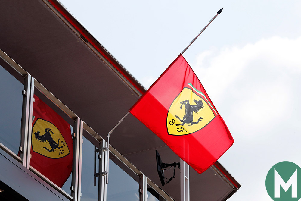 MPH: Marchionne's high-powered command of Ferrari F1