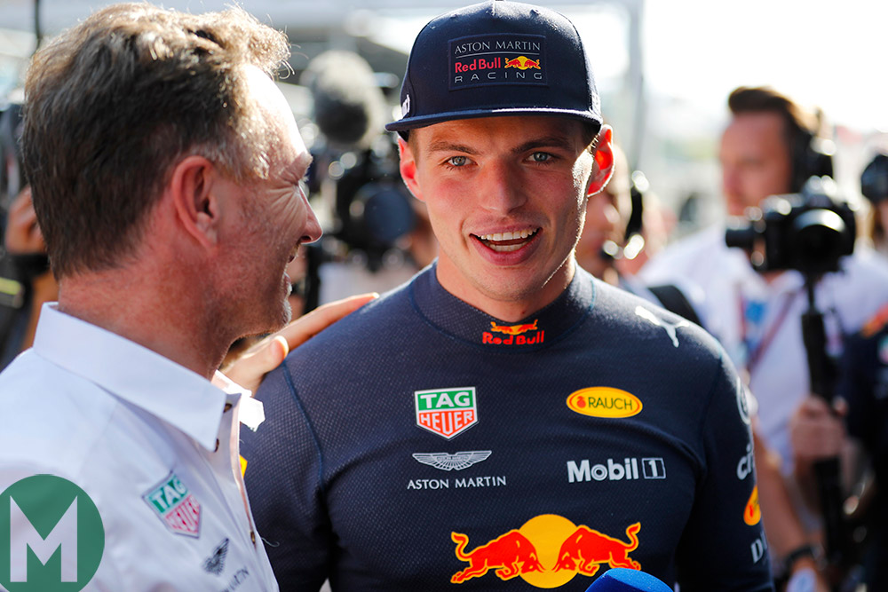 Verstappen: 'Maybe I'll look at Le Mans when I'm old and slow'
